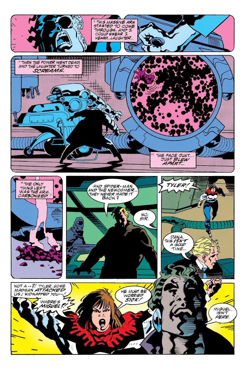 Comic Spider-Man 2099 (1992) issue 16