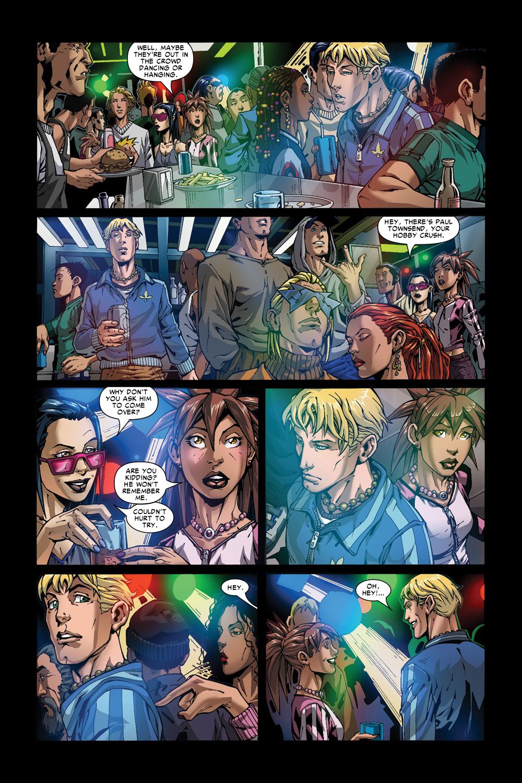 Read online Amazing Fantasy (2004) comic -  Issue #3 - 12