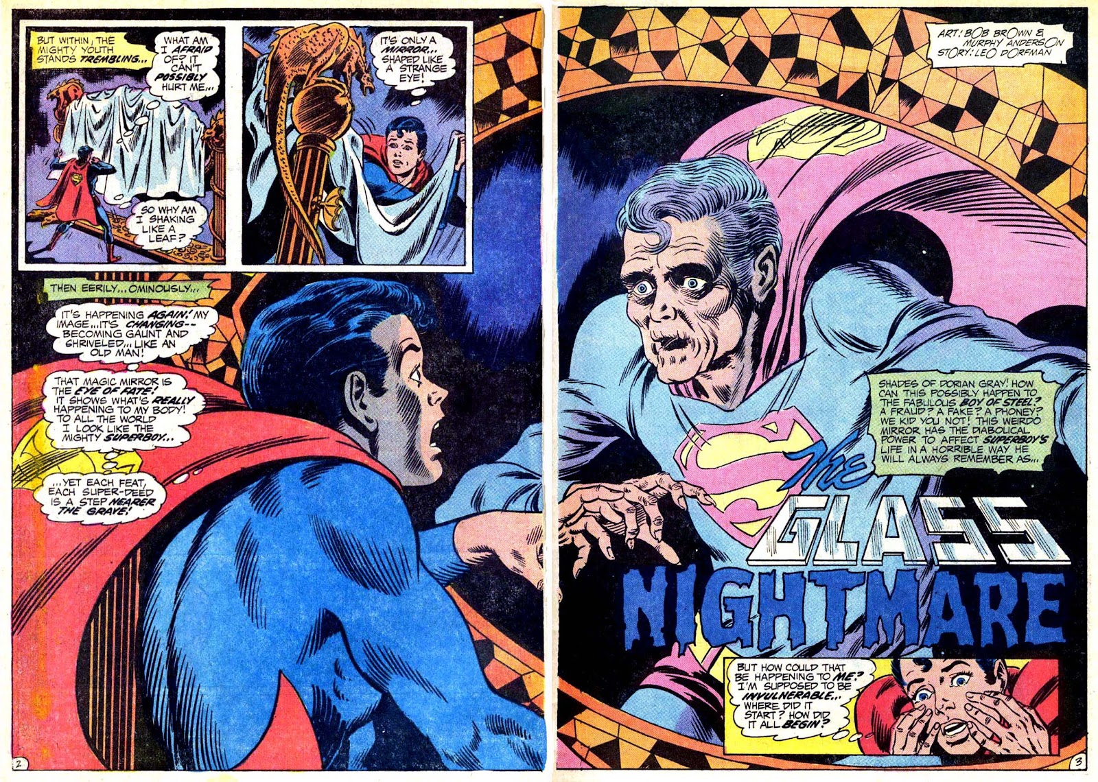 Superboy (1949) issue 184 - Page 3