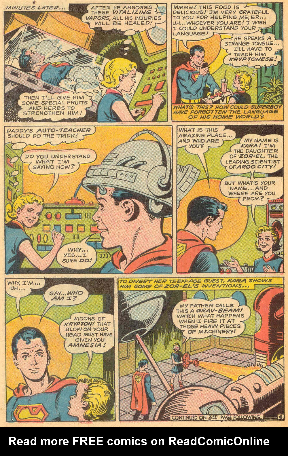 Read online Action Comics (1938) comic -  Issue #358 - 22