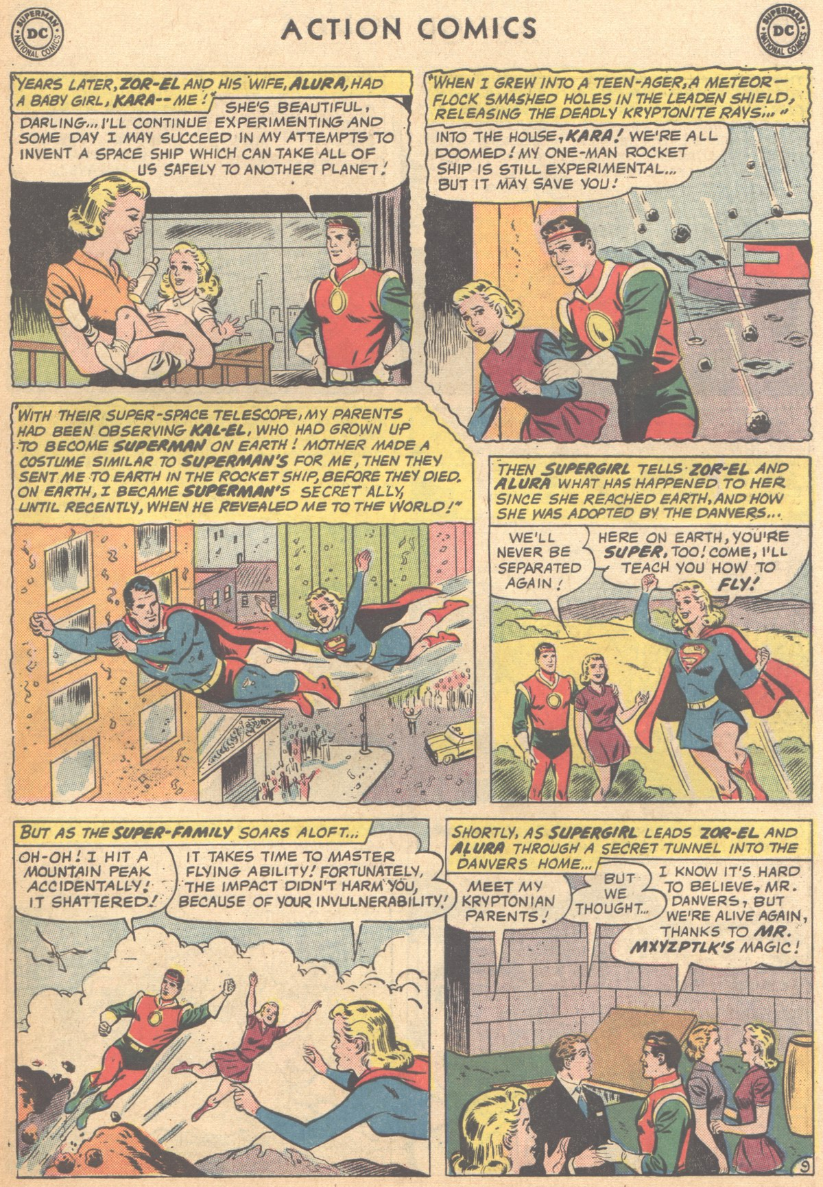 Read online Action Comics (1938) comic -  Issue #291 - 27