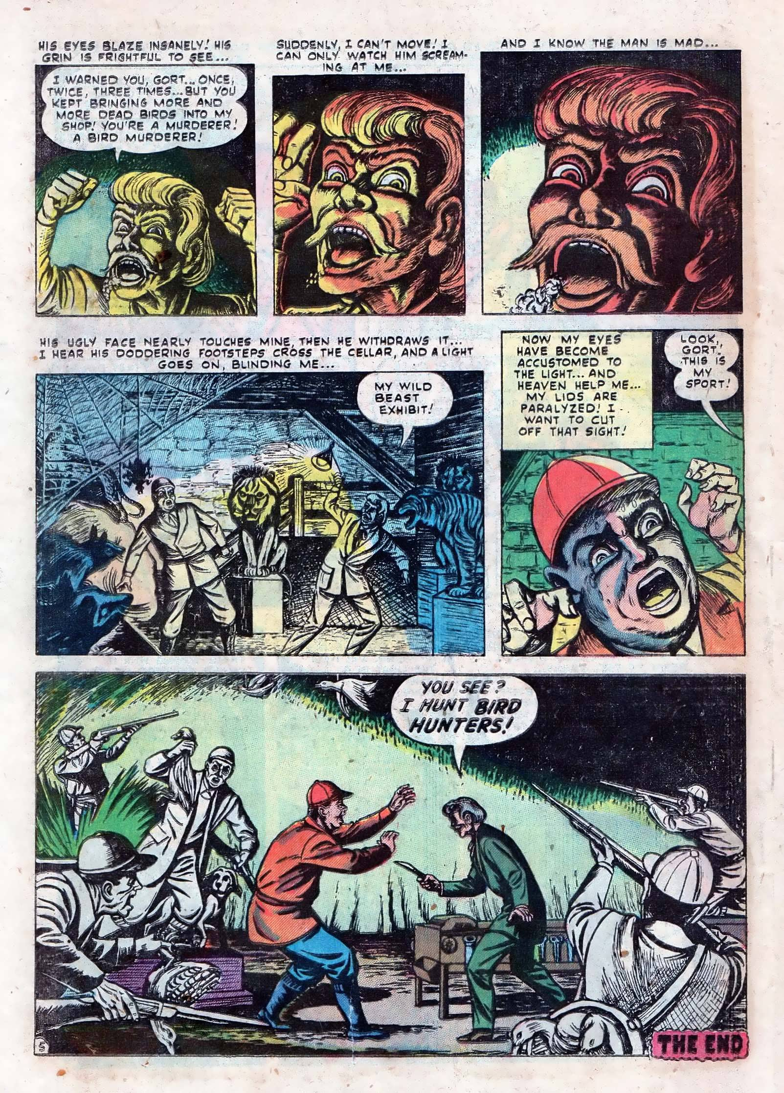Read online Adventures into Weird Worlds comic -  Issue #10 - 25