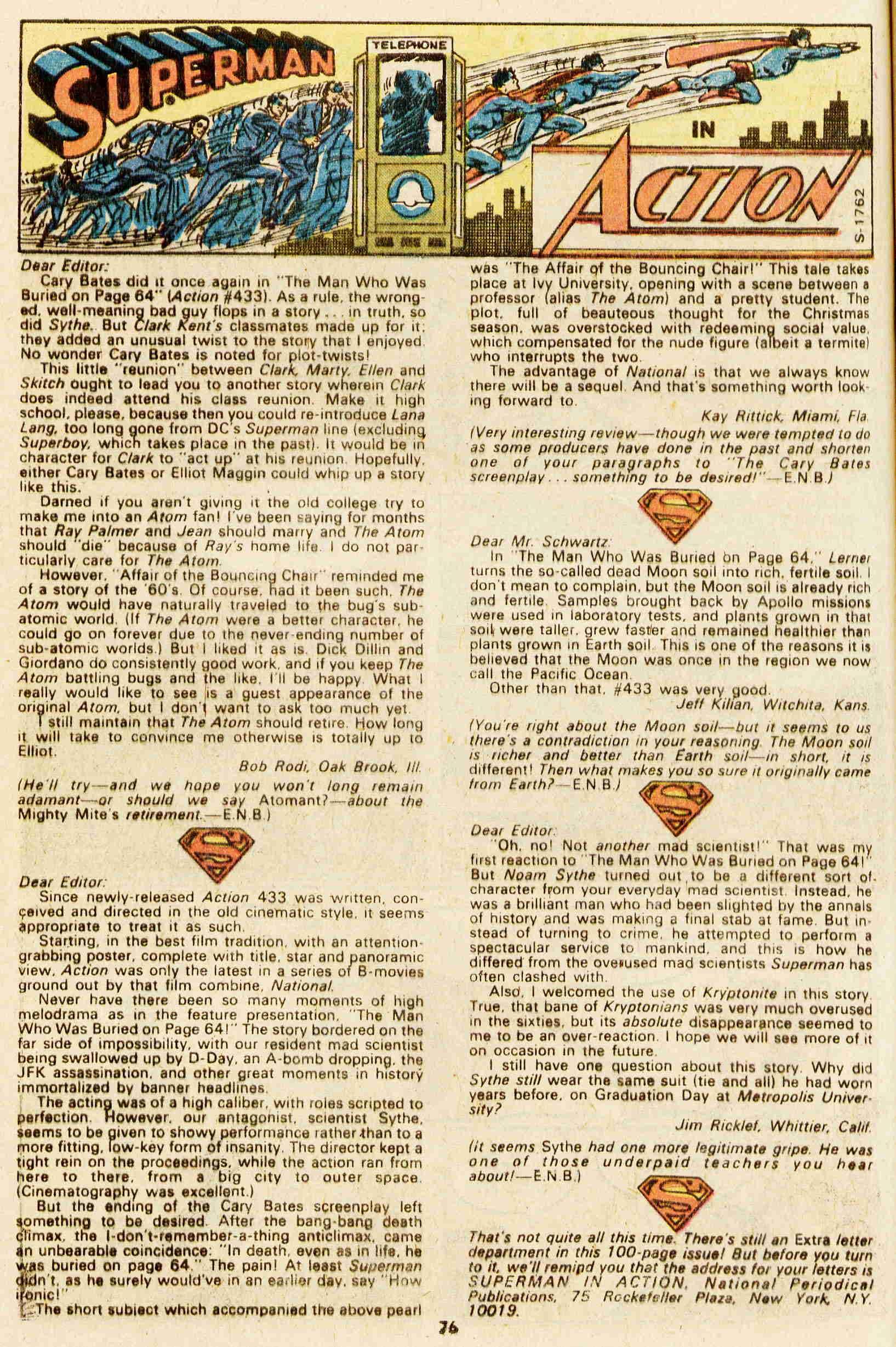 Action Comics (1938) 437 Page 63