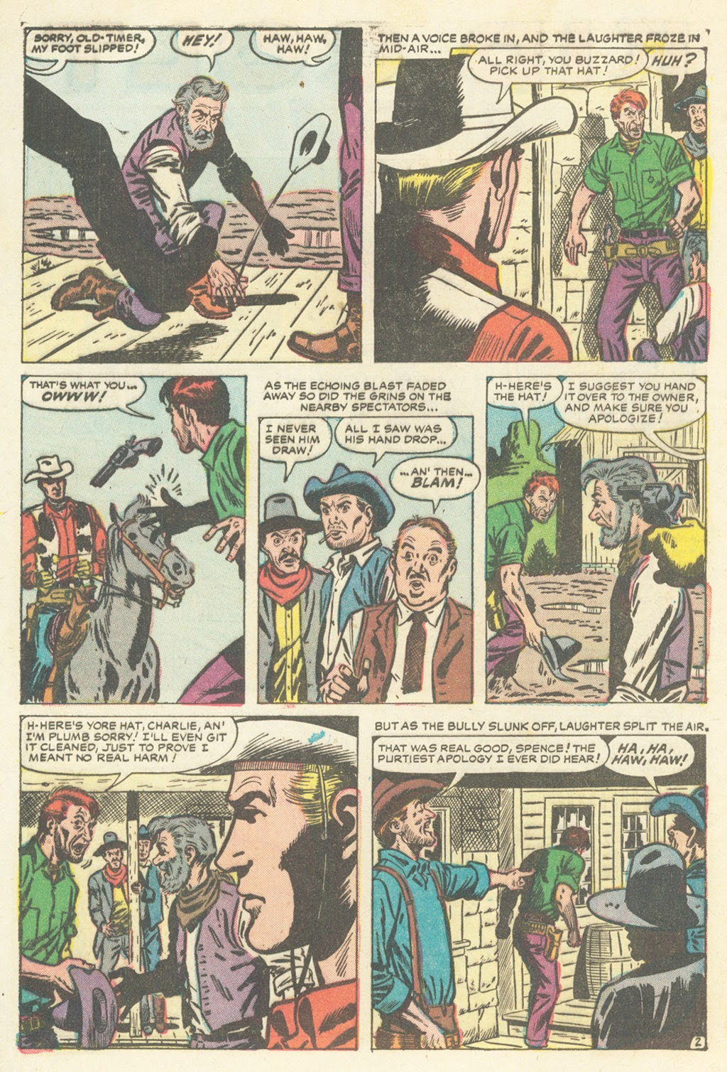 Kid Colt Outlaw issue 52 - Page 4