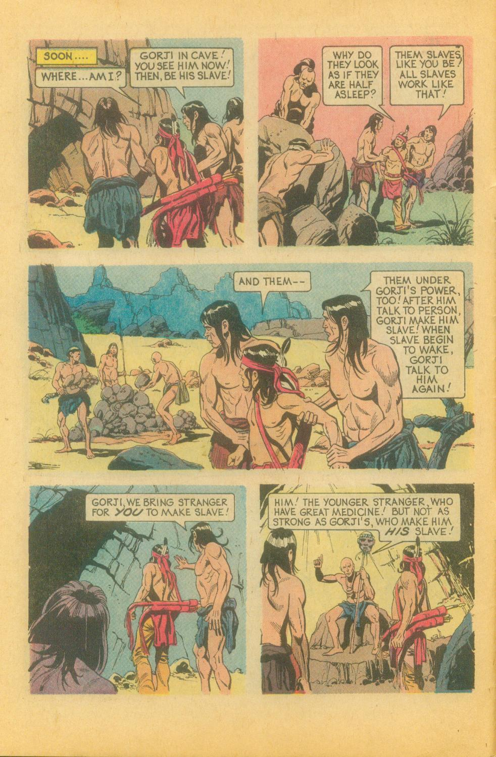 Read online Turok, Son of Stone comic -  Issue #89 - 6