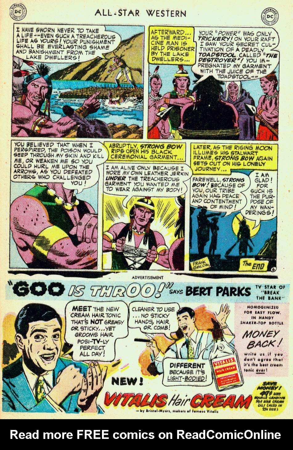 Read online All-Star Western (1951) comic -  Issue #63 - 8