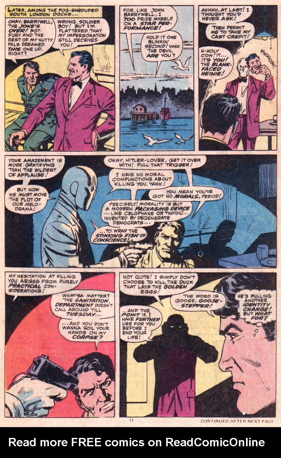 Read online Sgt. Fury comic -  Issue #153 - 13