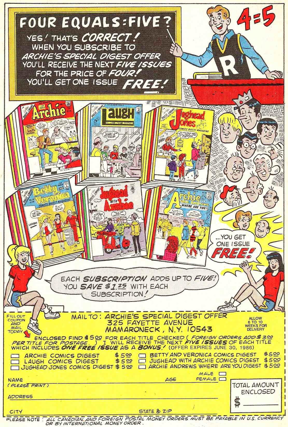 Read online Archie's Girls Betty and Veronica comic -  Issue #341 - 9