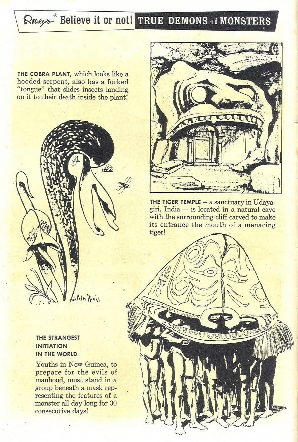 Ripleys Believe it or Not! (1965) 7 Page 2