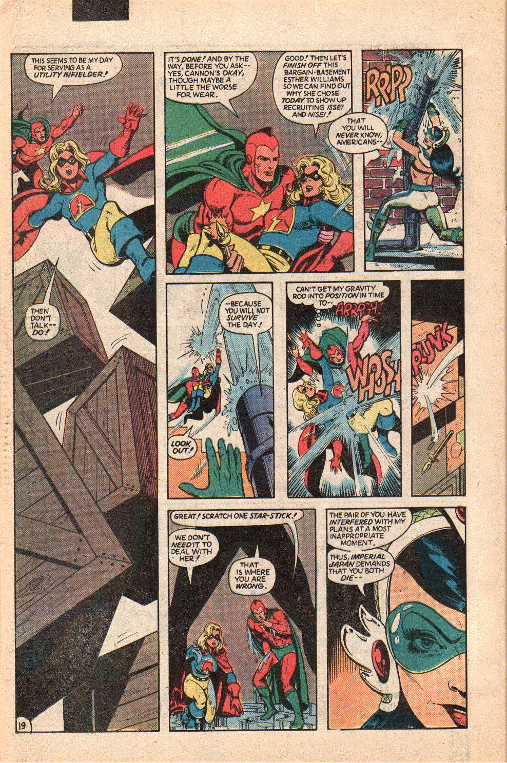 Read online All-Star Squadron comic -  Issue #33 - 26