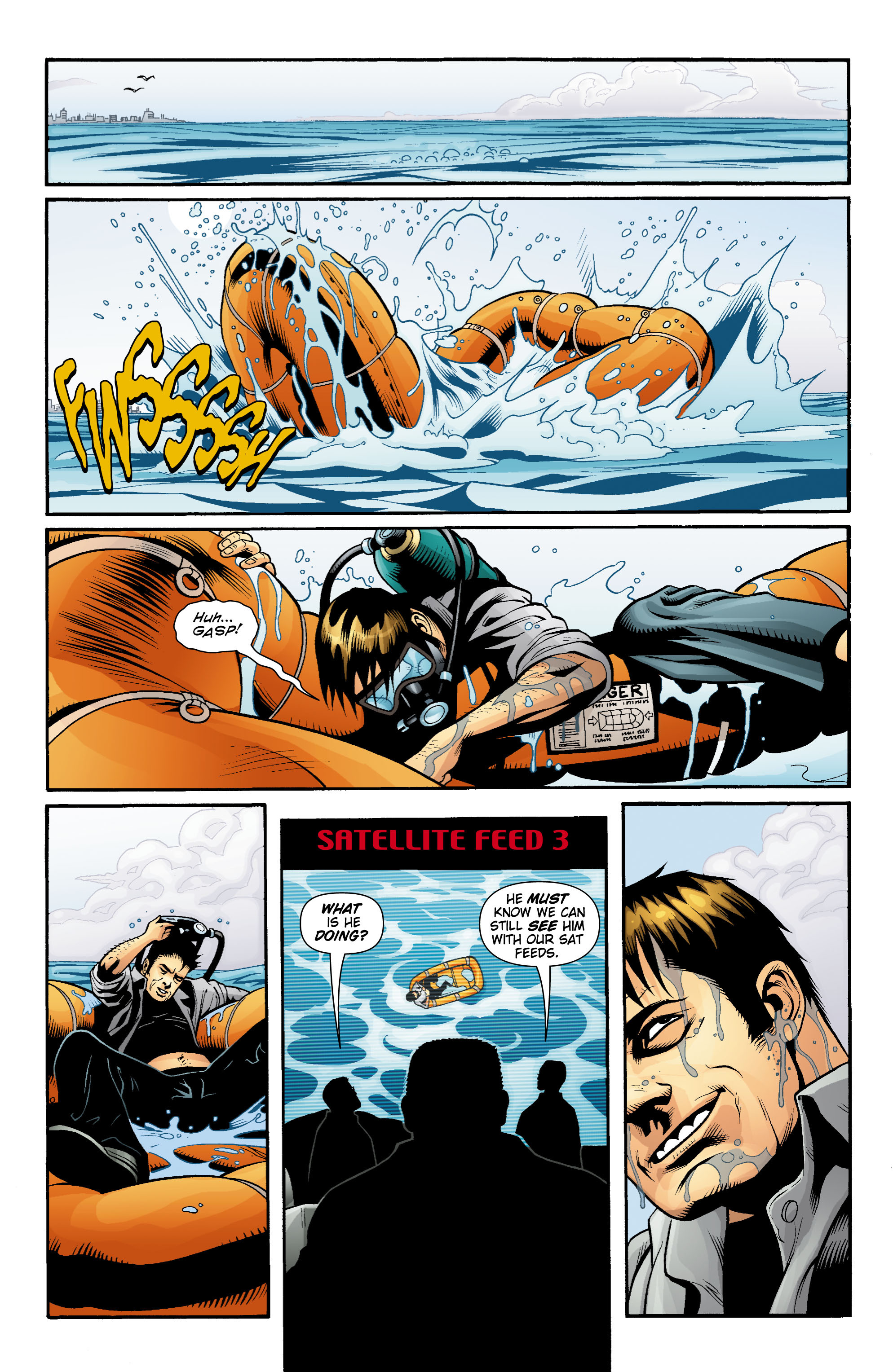 Read online Aquaman (2003) comic -  Issue #20 - 13
