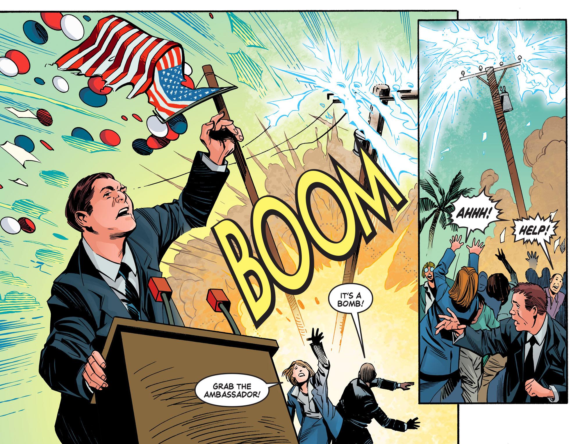 Read online Wonder Woman '77 [I] comic -  Issue #19 - 4