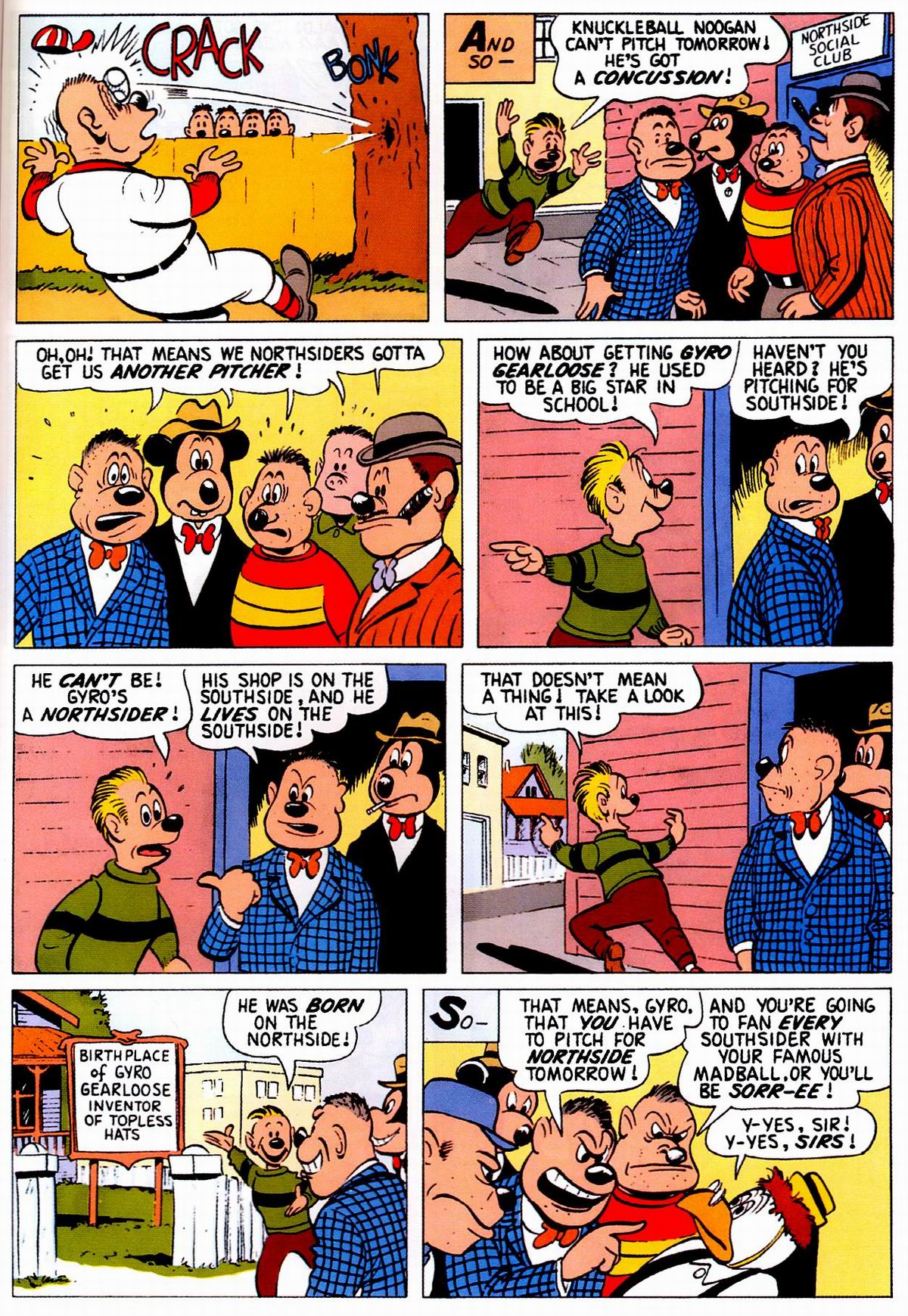 Read online Uncle Scrooge (1953) comic -  Issue #320 - 41