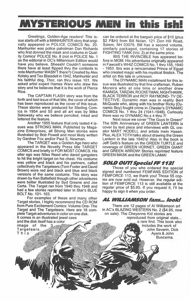 Read online Men of Mystery Comics comic -  Issue #24 - 34