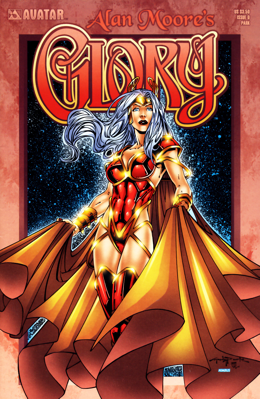 Read online Alan Moore's Glory comic -  Issue #0 - 1
