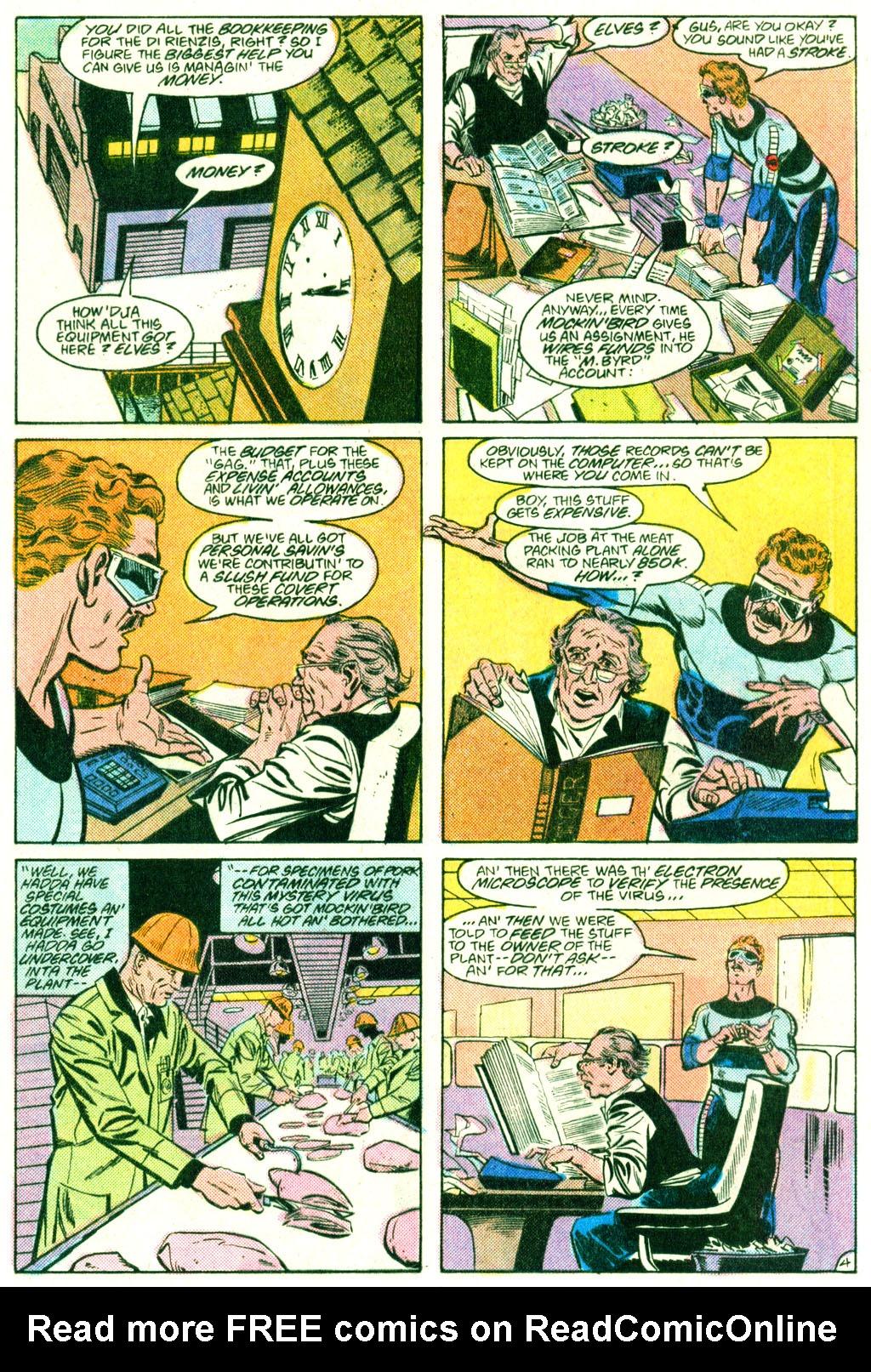 Action Comics (1938) 620 Page 19