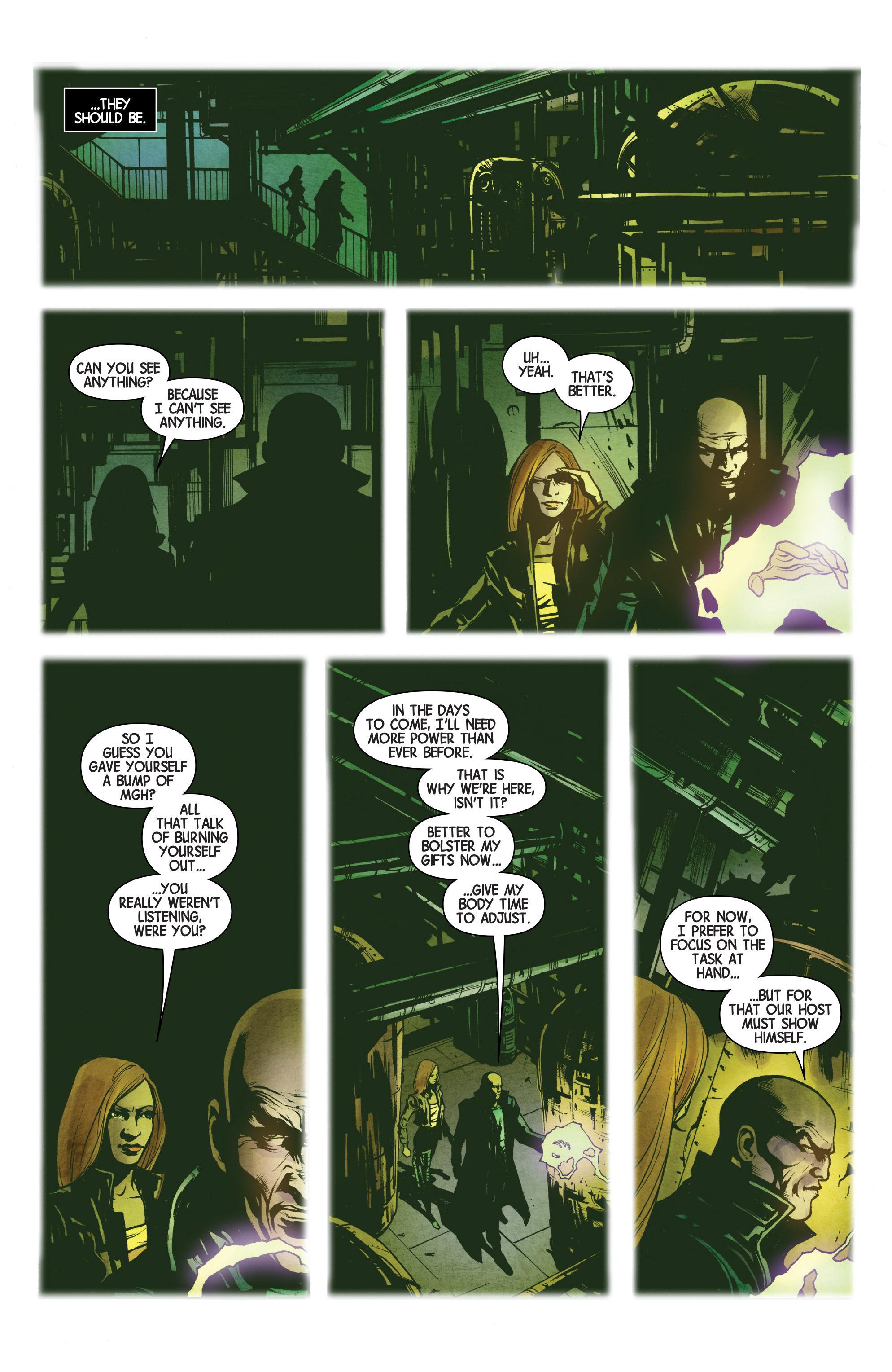 Read online Secret Wars: Last Days of the Marvel Universe comic -  Issue # TPB (Part 1) - 163