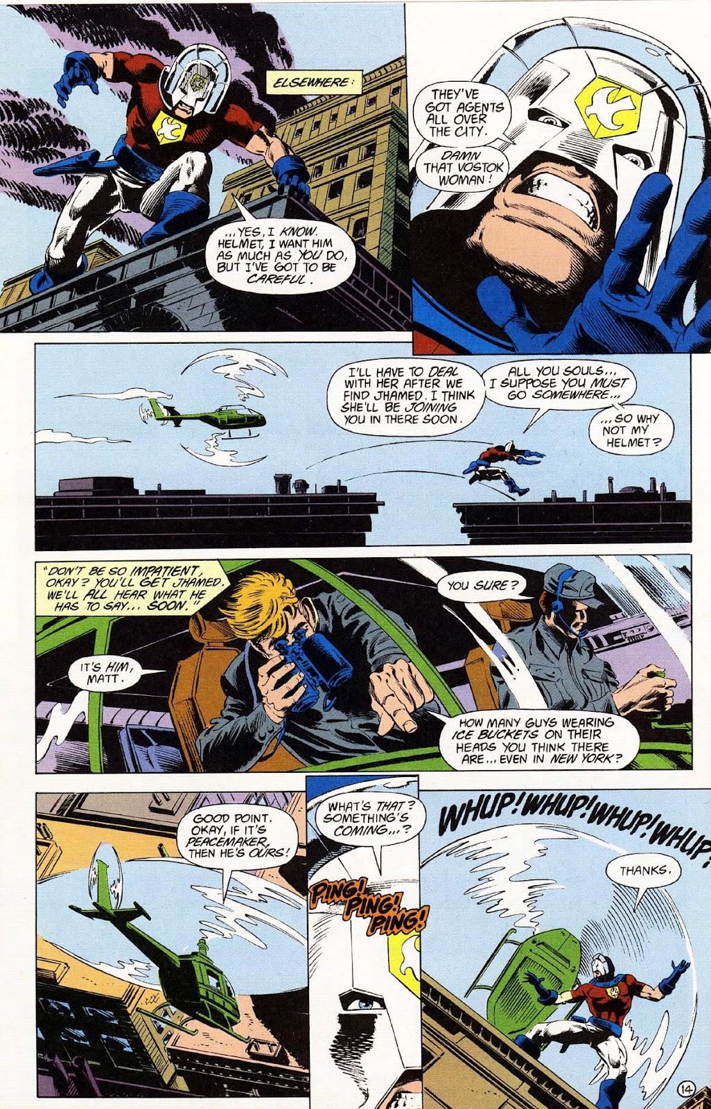 Vigilante (1983) issue 37 - Page 16