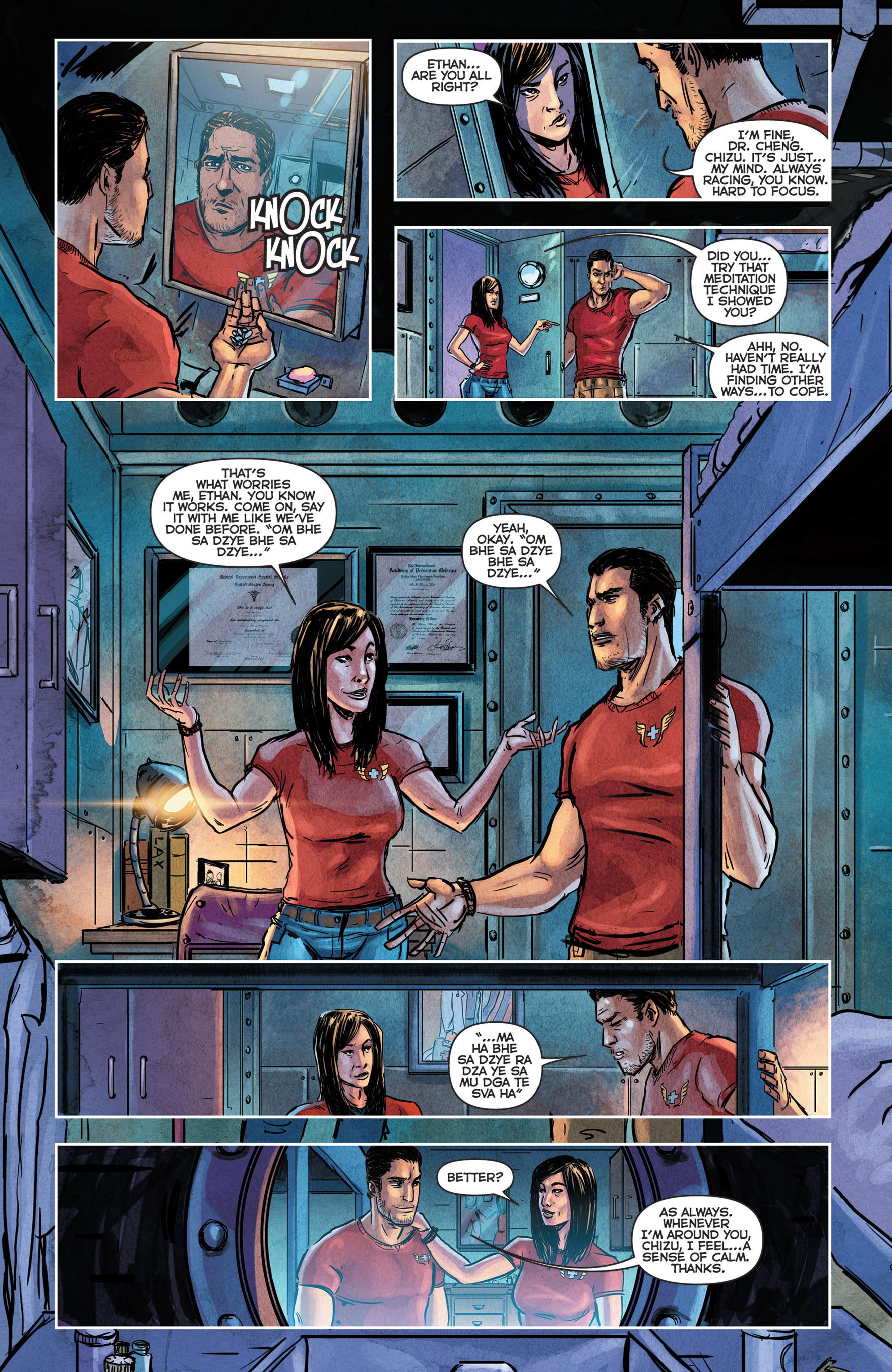 Read online Medisin comic -  Issue #1 - 15
