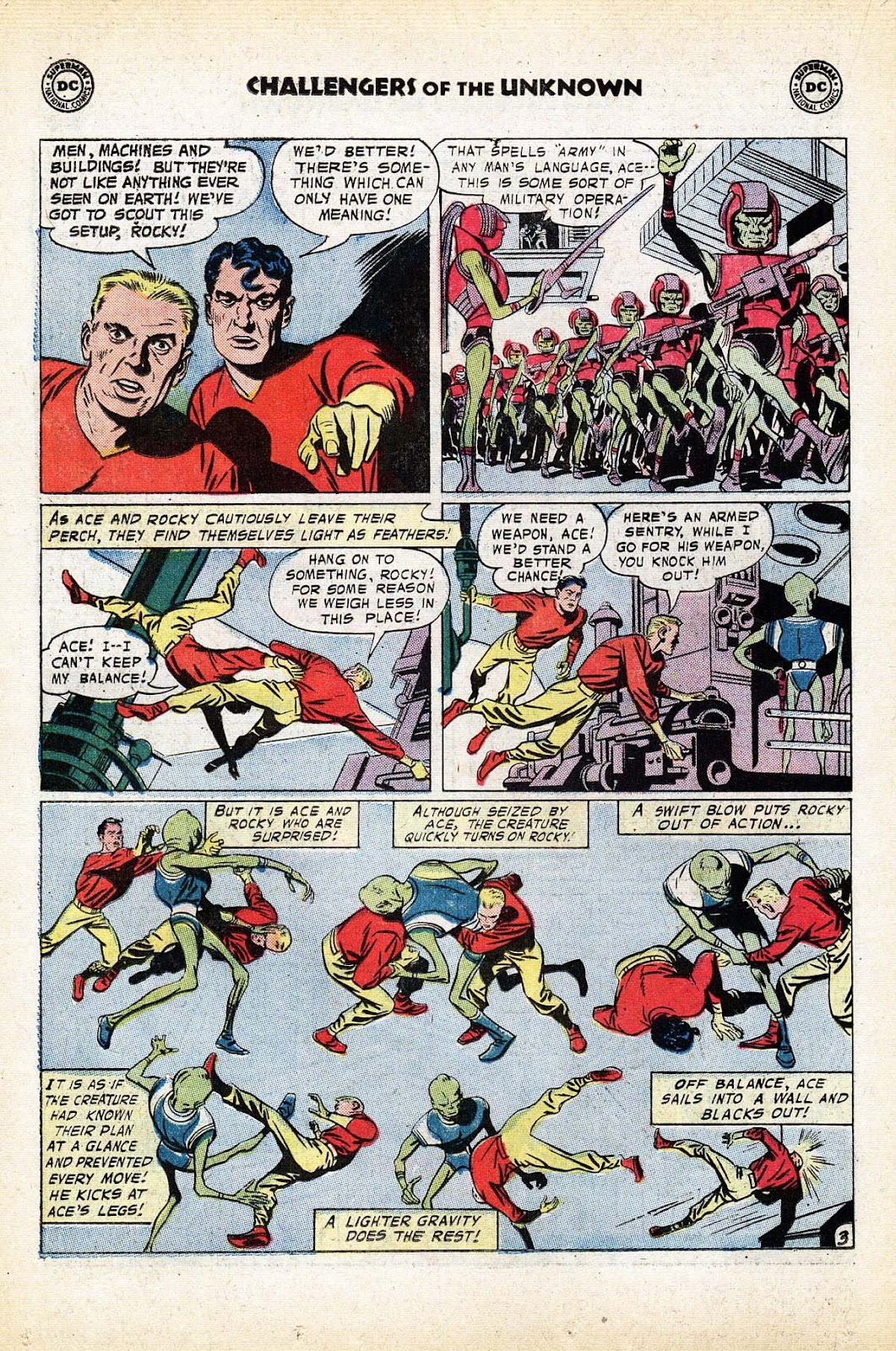 Challengers of the Unknown (1958) issue 80 - Page 14