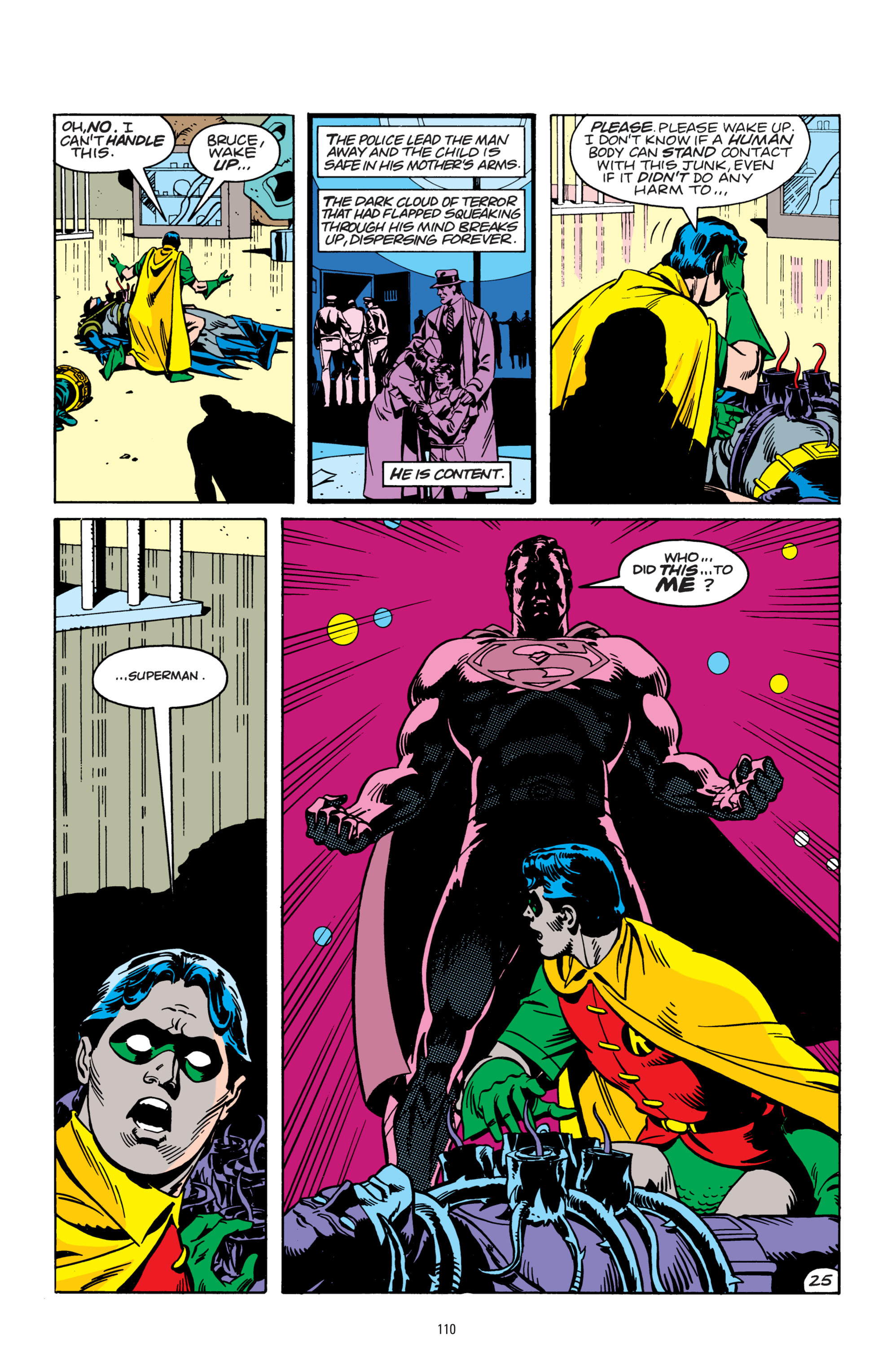 Read online Superman: Whatever Happened to the Man of Tomorrow? comic -  Issue # TPB - 109
