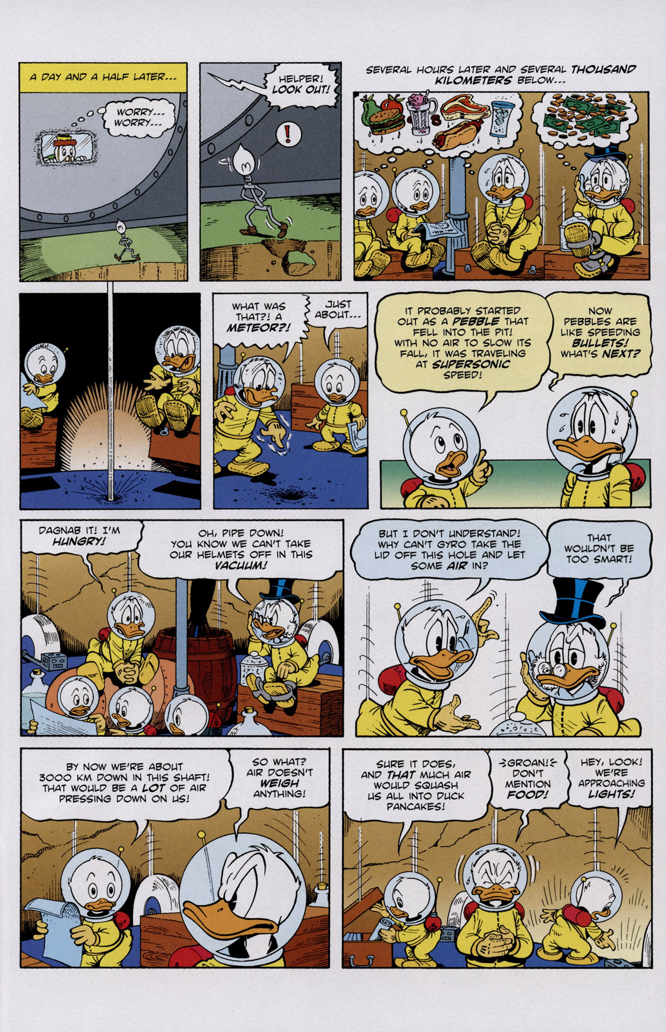 Read online Uncle Scrooge (1953) comic -  Issue #401 - 11