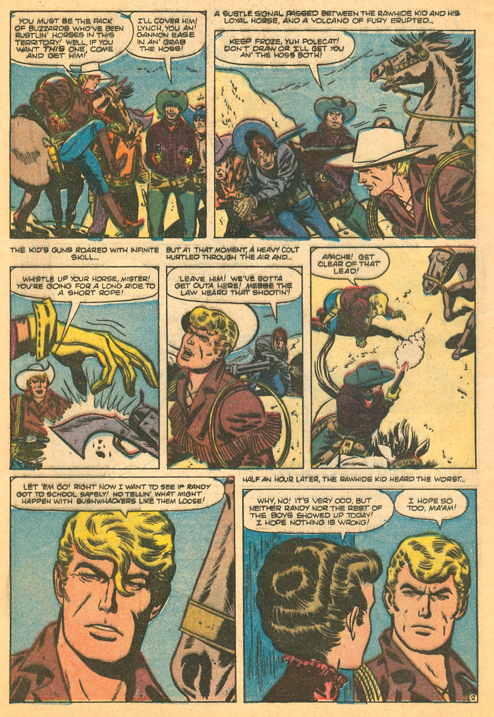 The Rawhide Kid (1955) issue 3 - Page 4