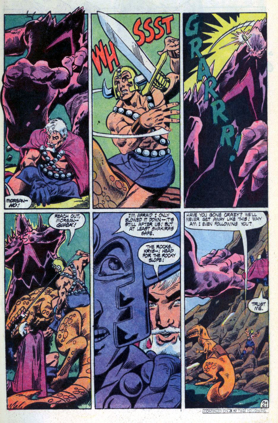 Warlord (1976) issue 92 - Page 22