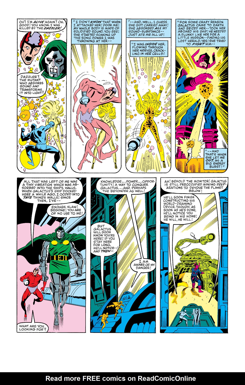 Read online Secret Wars (1985) comic -  Issue #6 - 7