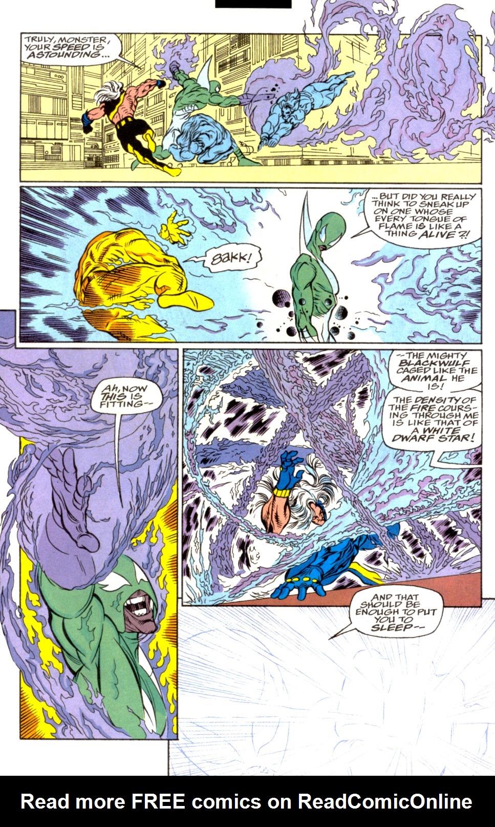 Read online Blackwulf comic -  Issue #4 - 8