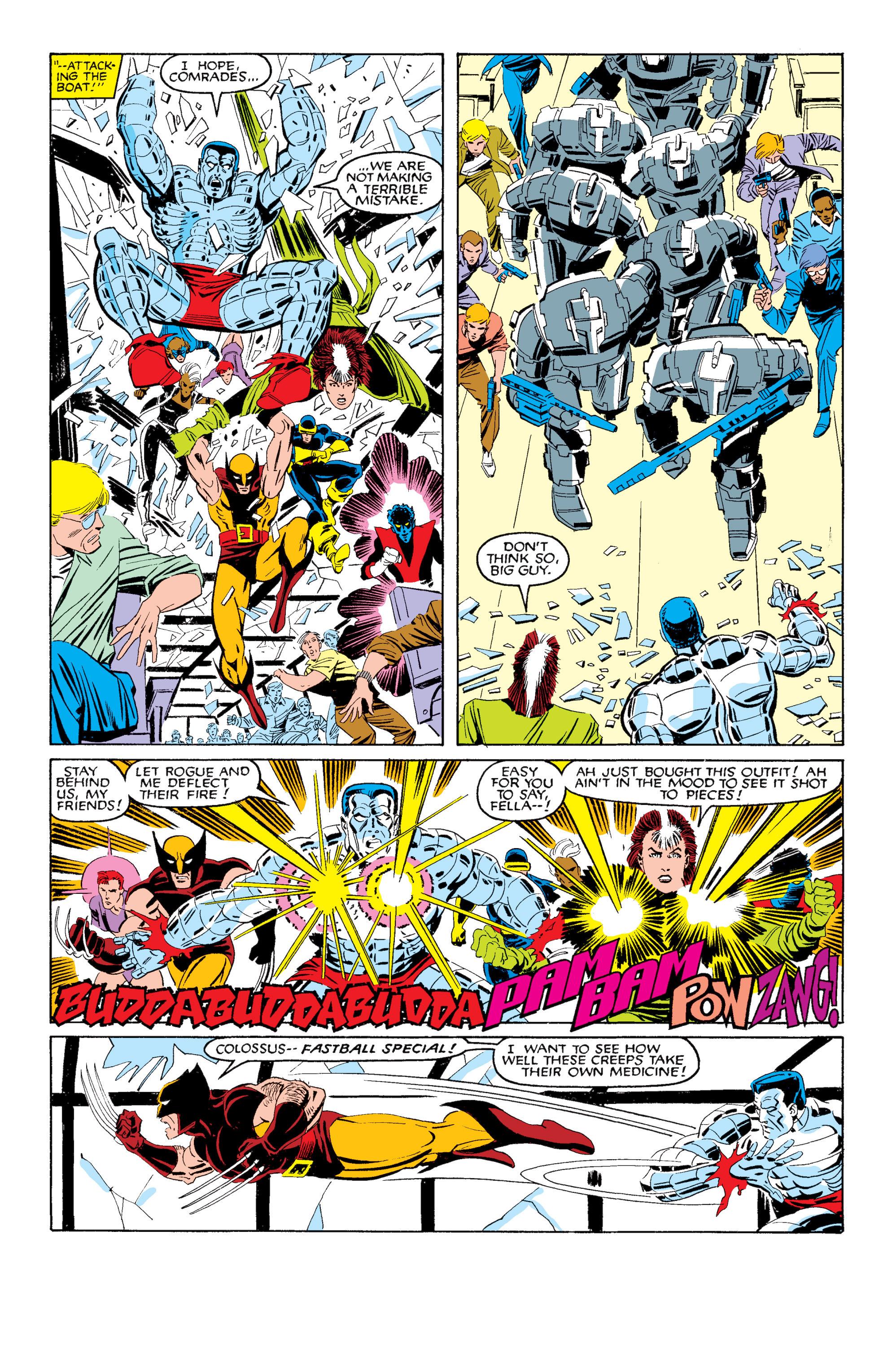Read online Uncanny X-Men (1963) comic -  Issue #200 - 28