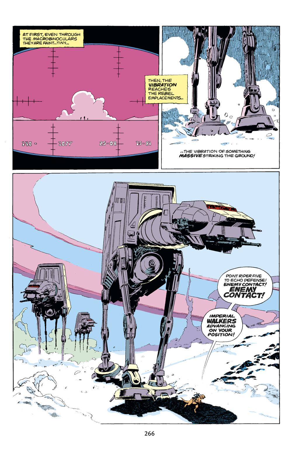 Read online Star Wars Omnibus comic -  Issue # Vol. 14 - 264