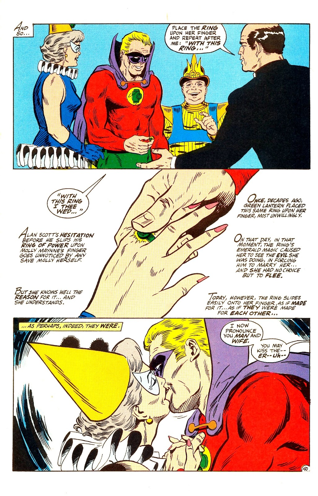 Infinity Inc. (1984) issue Annual 1 - Page 47