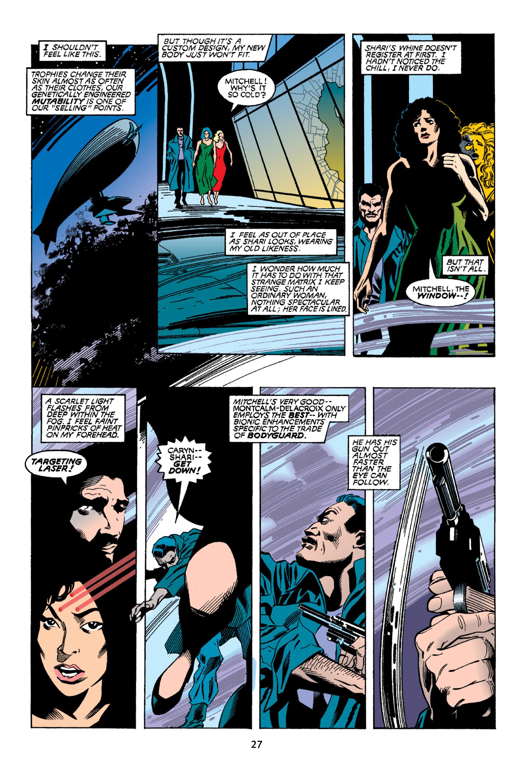 Read online Aliens vs. Predator Omnibus comic -  Issue # _TPB 2 Part 1 - 27