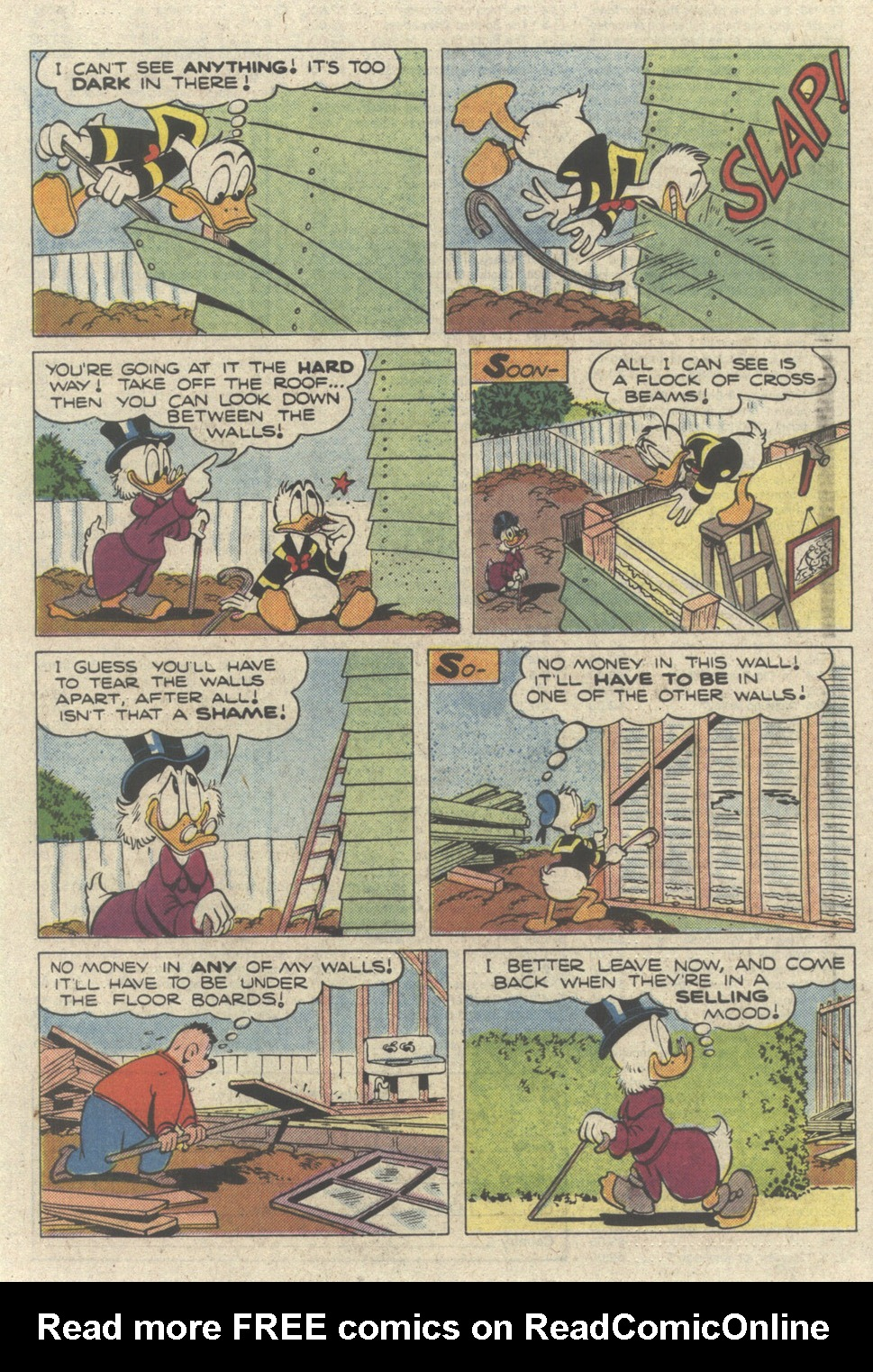 Read online Uncle Scrooge (1953) comic -  Issue #233 - 9