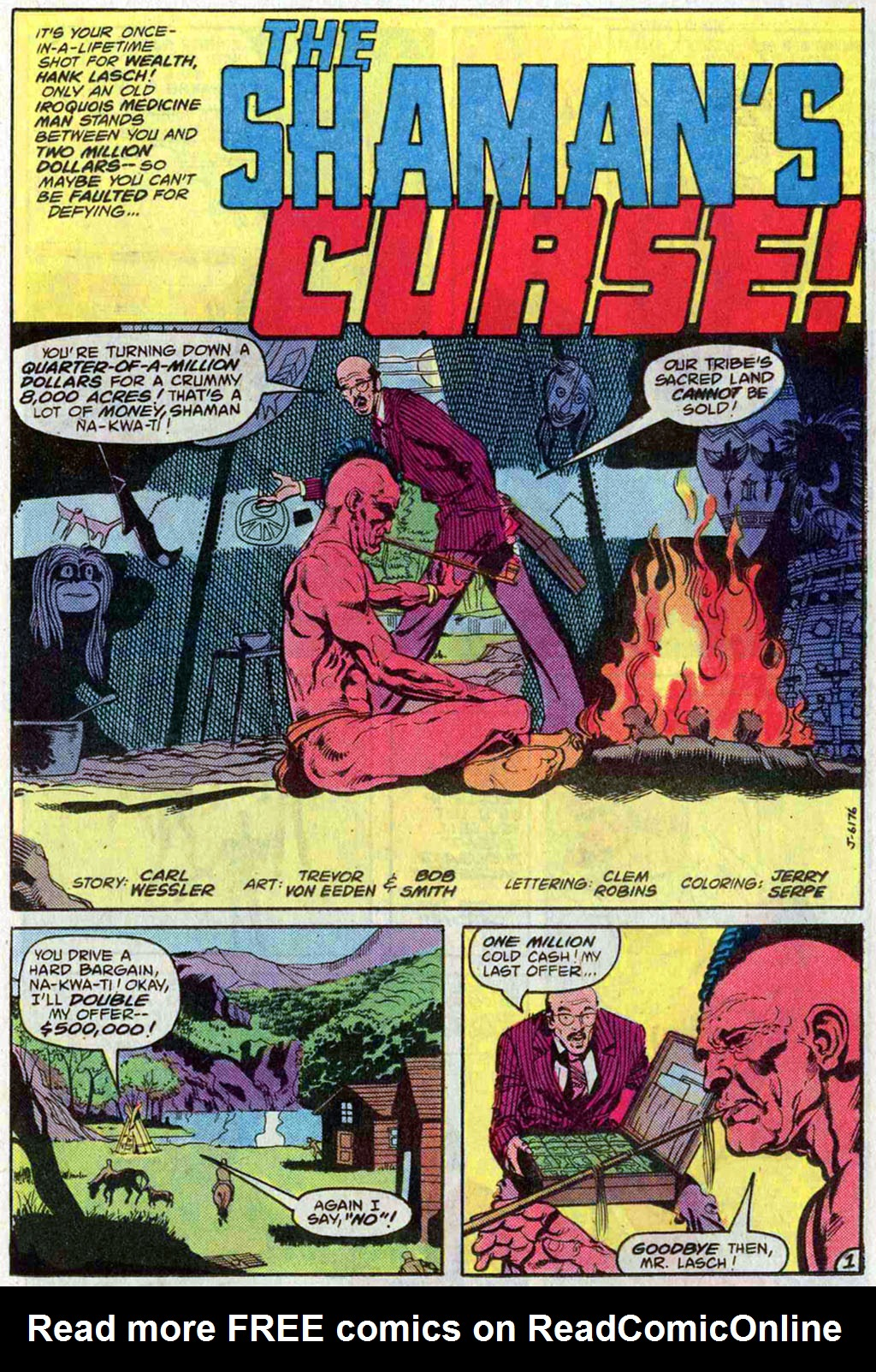 Read online Secrets of Haunted House comic -  Issue #37 - 15