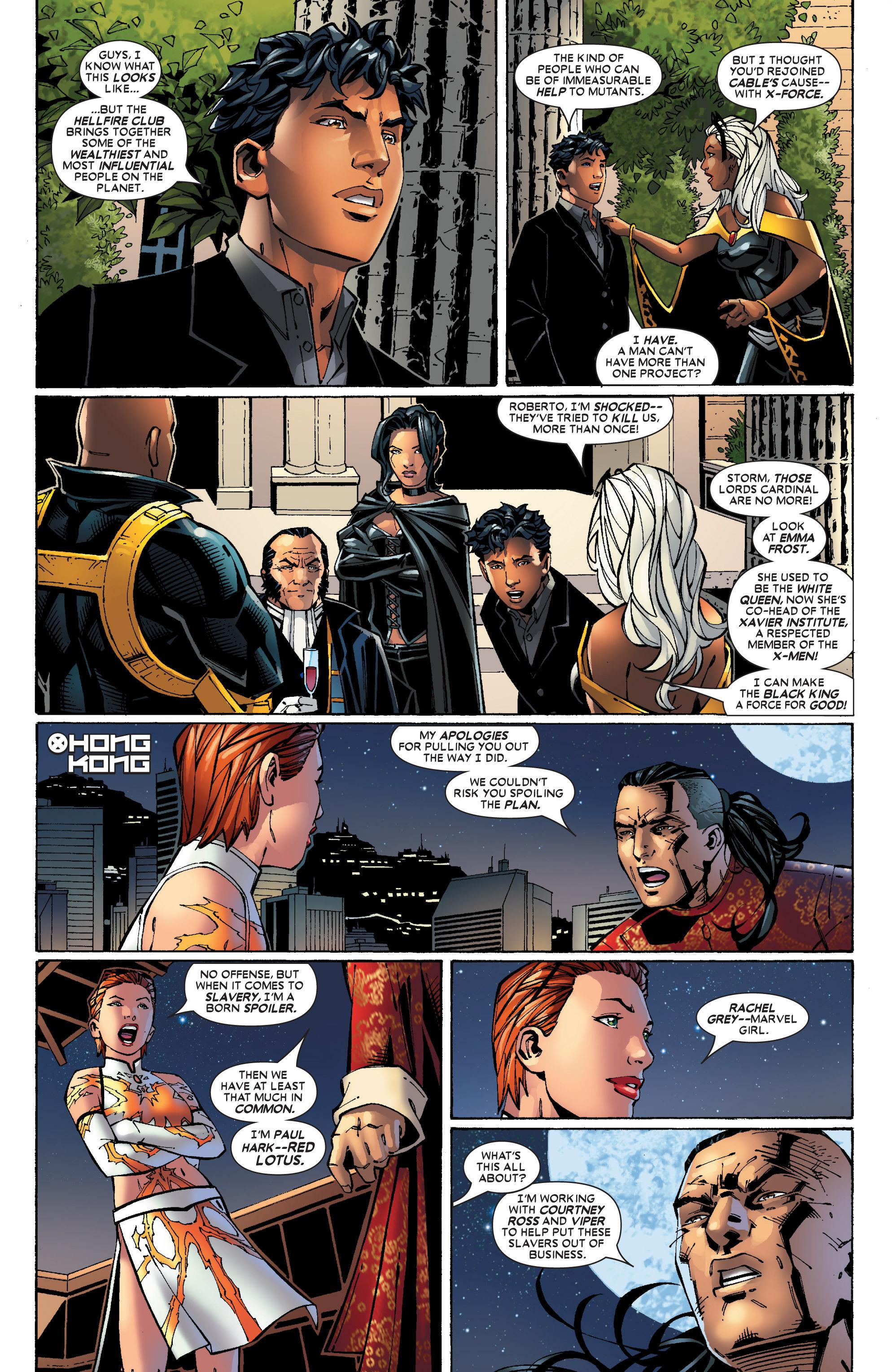 Read online Uncanny X-Men (1963) comic -  Issue #453 - 19