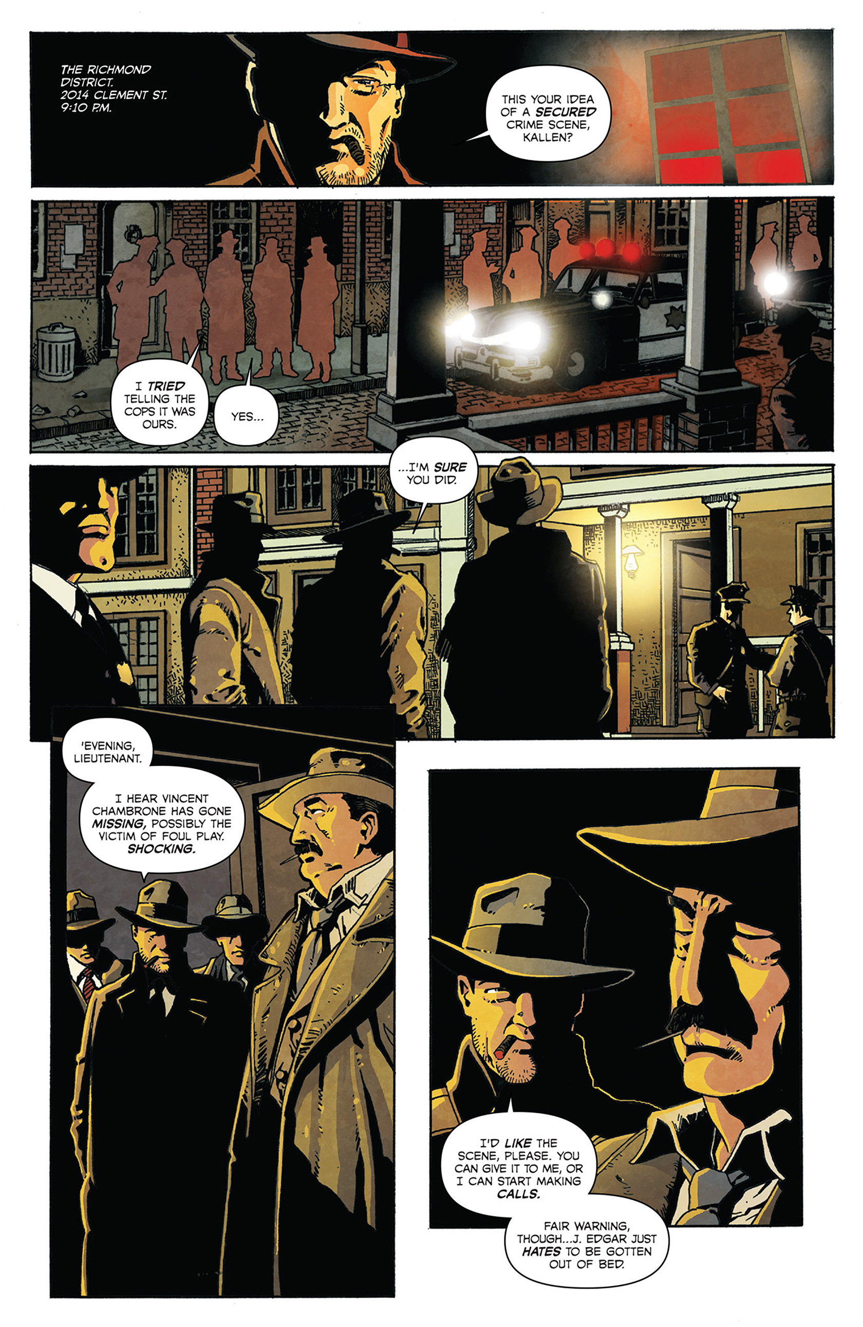Read online Seduction of the Innocent (2015) comic -  Issue #1 - 7