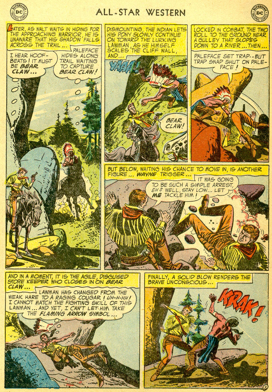 All-Star Western (1951) issue 81 - Page 5