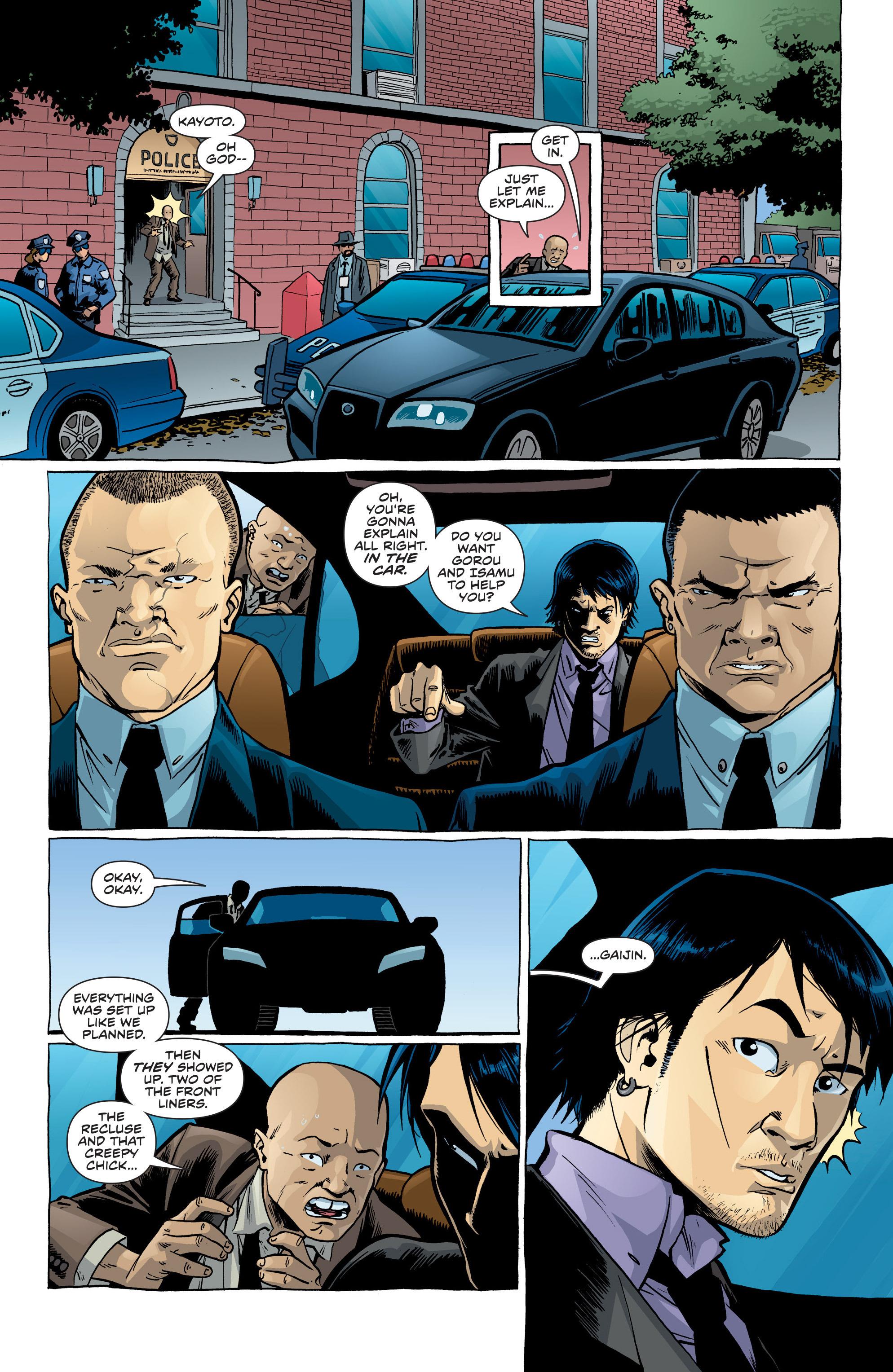 Read online Secret Identities comic -  Issue # _TPB - 47