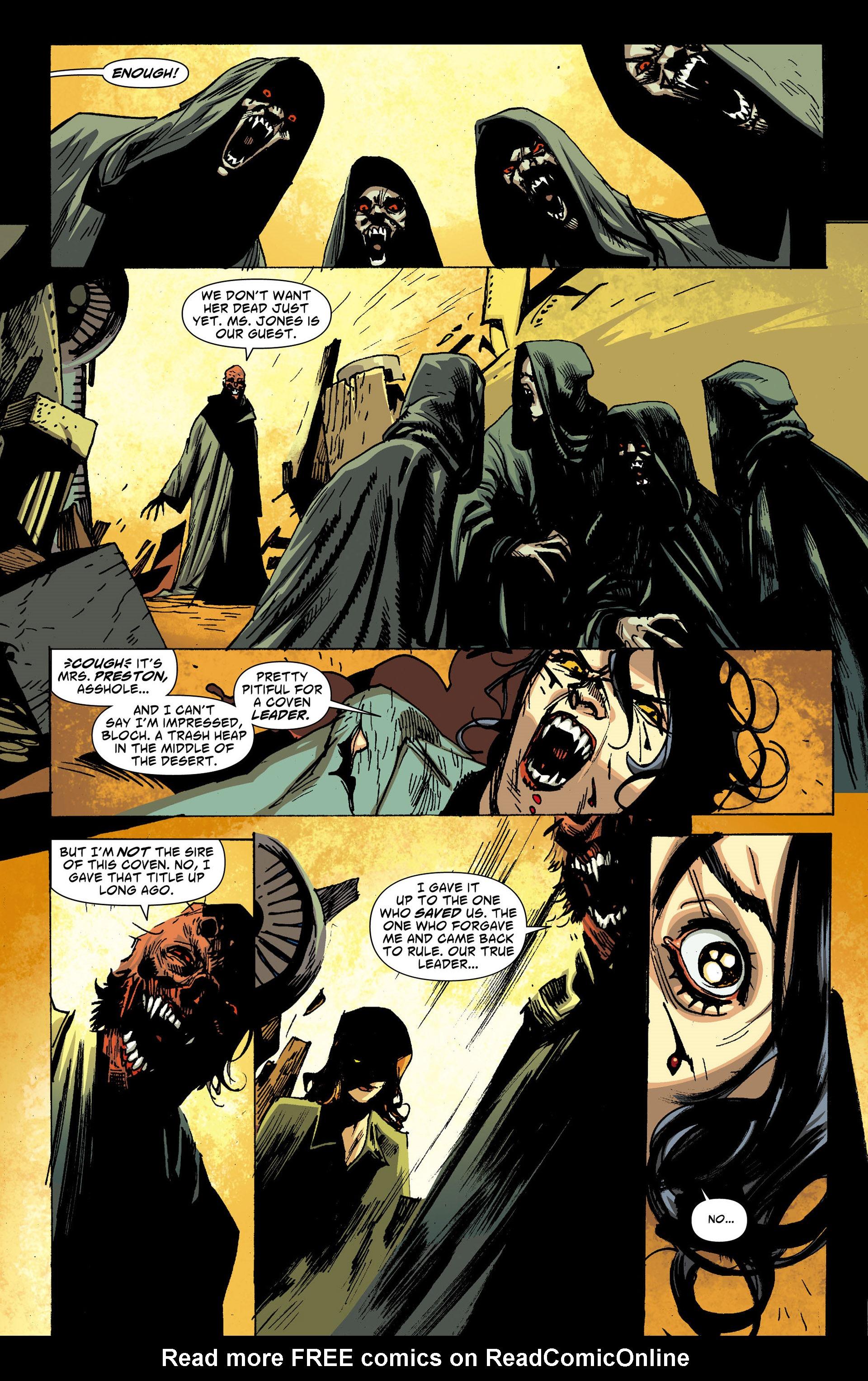 Read online American Vampire comic -  Issue #31 - 19