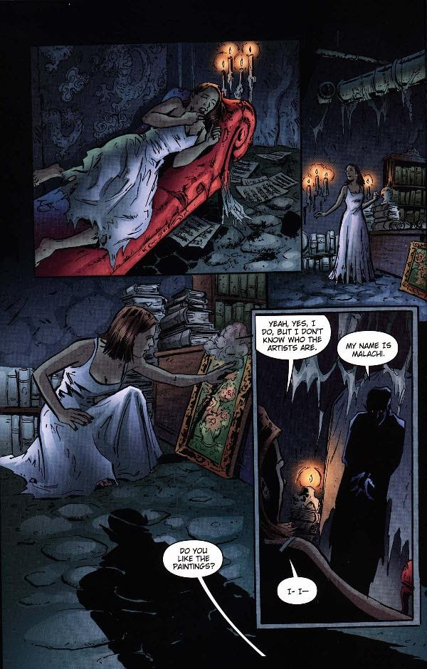 Read online Vampire the Masquerade comic -  Issue # Nosferatu - 30