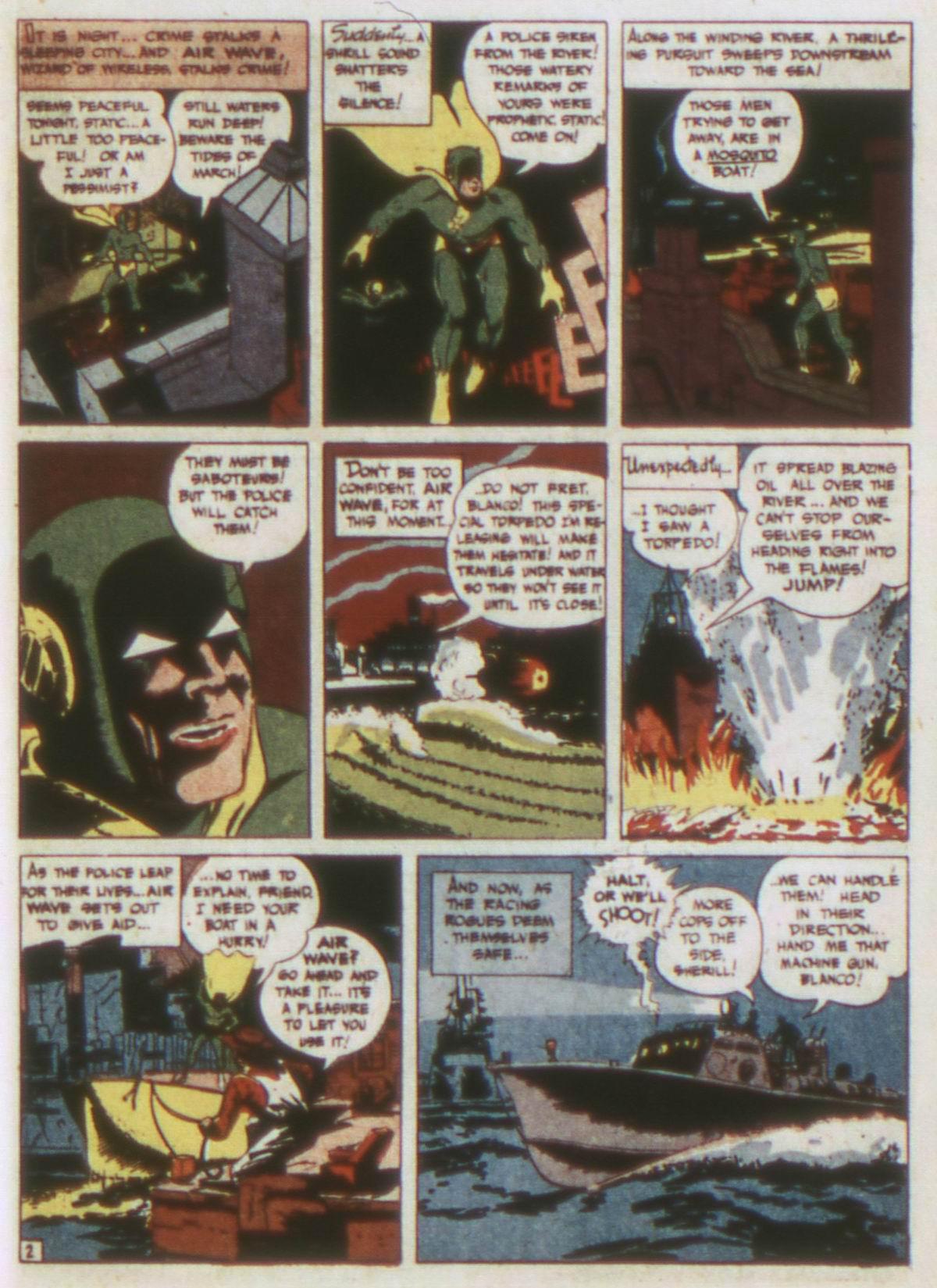 Read online Detective Comics (1937) comic -  Issue #82 - 39