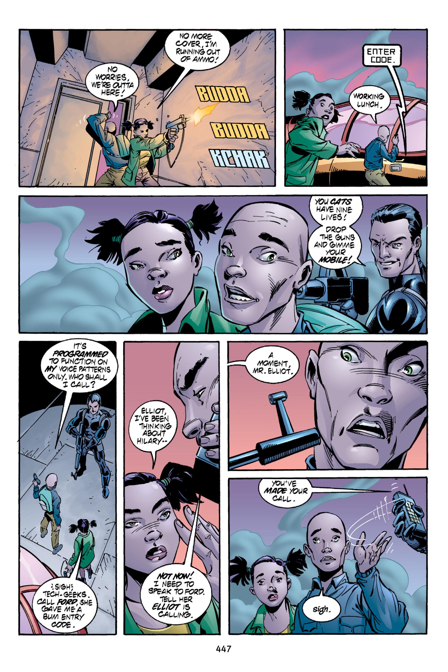 Read online Aliens vs. Predator Omnibus comic -  Issue # _TPB 2 Part 4 - 109