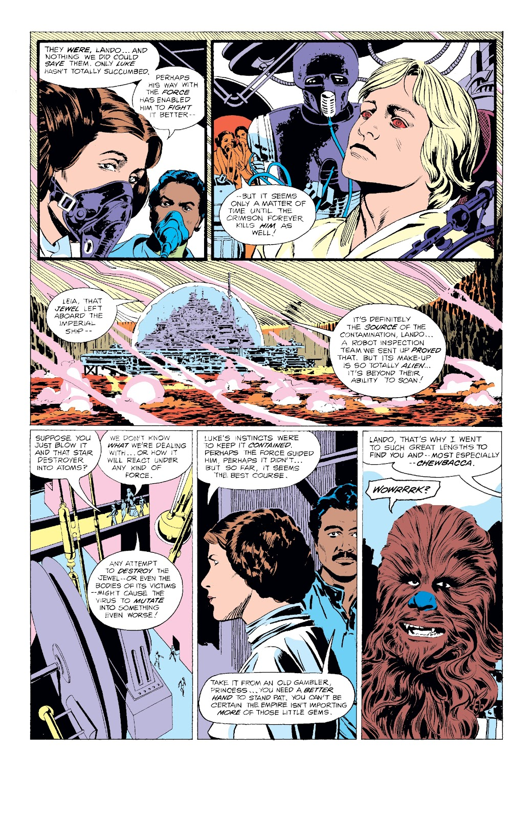 Read online Star Wars Legends: The Original Marvel Years - Epic Collection comic -  Issue # TPB 3 (Part 3) - 36