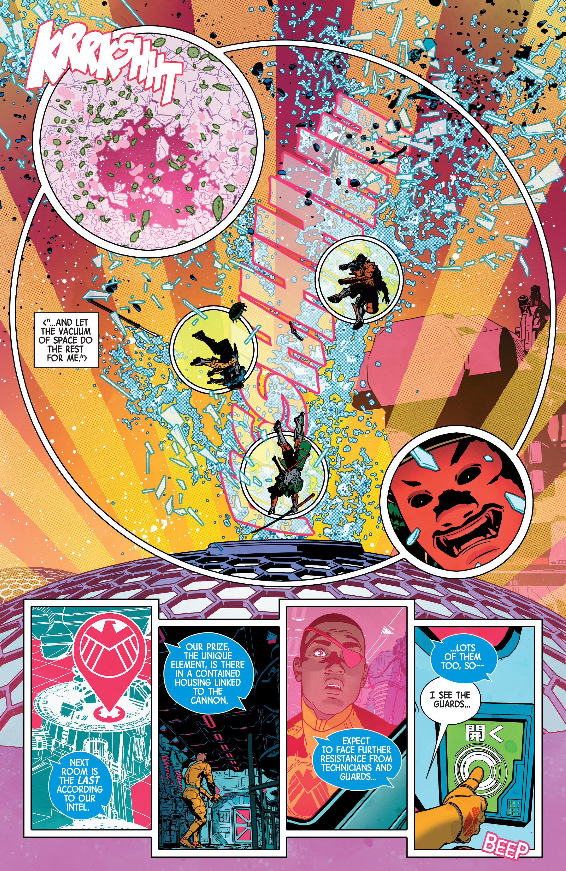 Read online Nick Fury comic -  Issue #2 - 11
