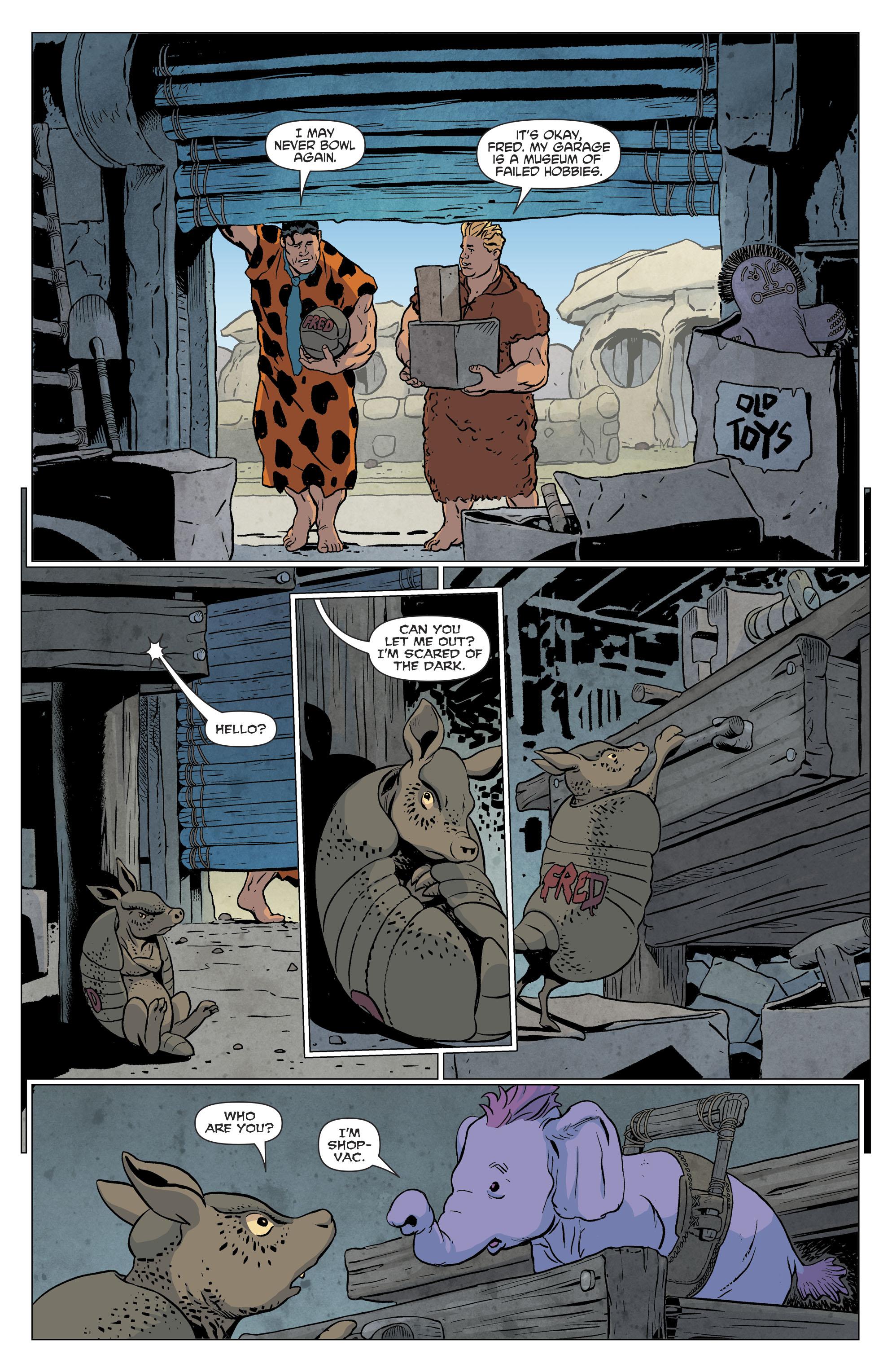 Read online The Flintstones comic -  Issue #12 - 18