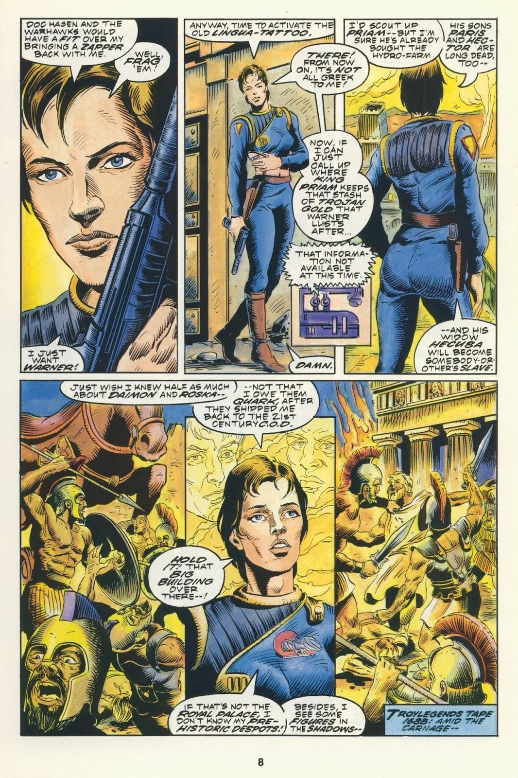 Warhawks issue 4 - Page 10