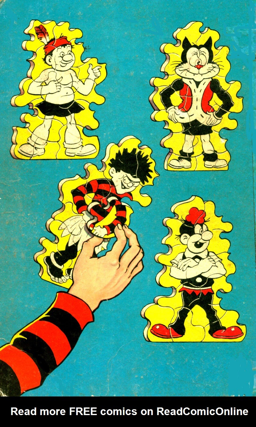The Beano Book (Annual) 1960 Page 128