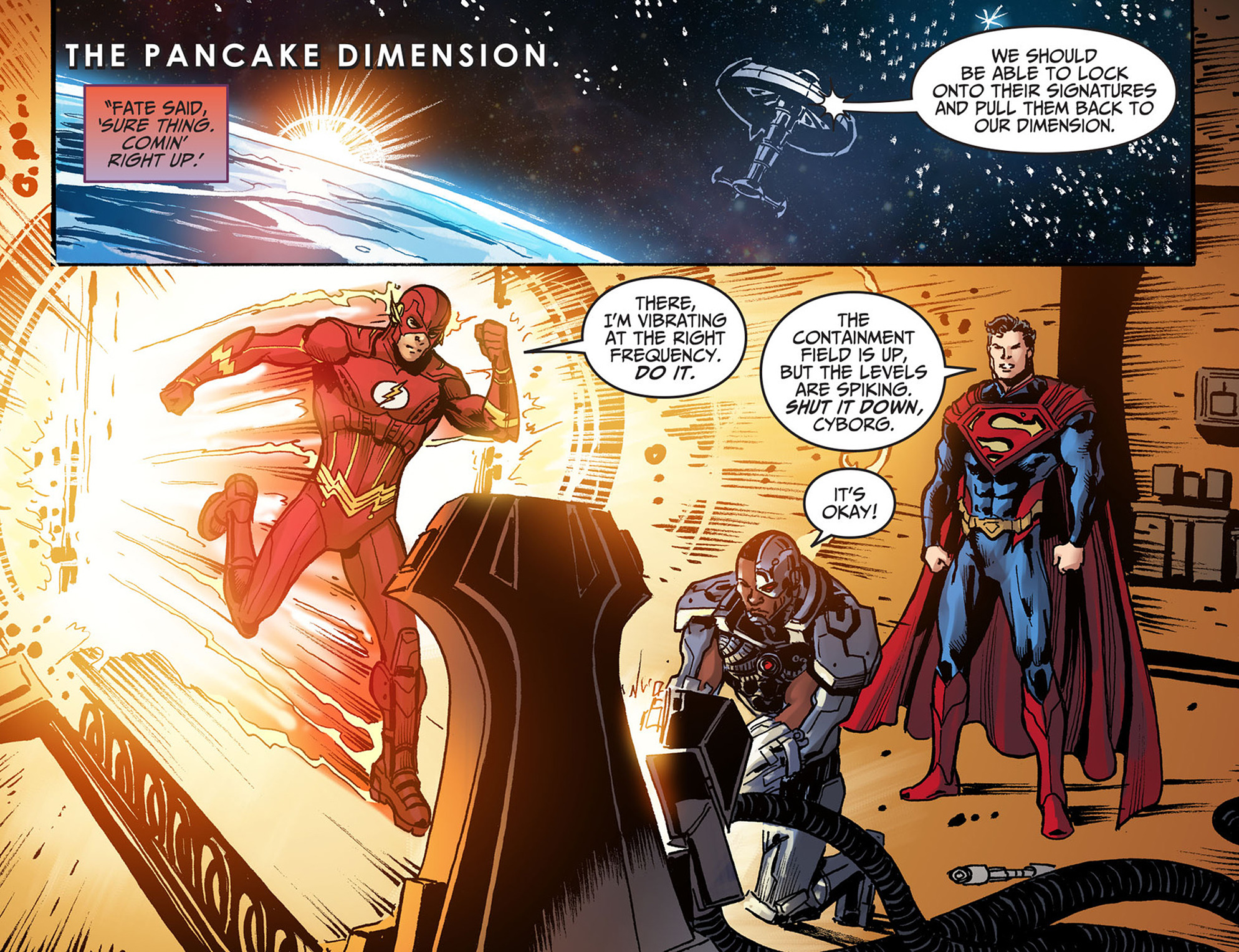 Read online Injustice: Ground Zero comic -  Issue #13 - 8